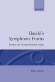Haydn's Symphonic Forms - Ethan Haimo