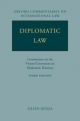 Diplomatic Law - Eileen Denza