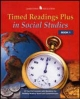 Timed Readings Plus in Social Studies - McGraw-Hill/Glencoe