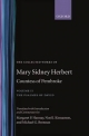 Collected Works of Mary Sidney Herbert, Countess of Pembroke - Mary Sidney Herbert Pembroke Countess of; Michael G. Brennan; Noel J. Kinnamon; Margaret Patterson Hannay