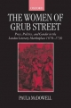 Women of Grub Street - Professor Paula McDowell