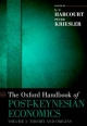 Oxford Handbook of Post-Keynesian Economics, Volume 1: Critiques and Methodology