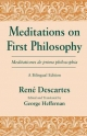 Meditations on First Philosophy - Rene Descartes; George Heffernan