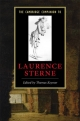 Cambridge Companion to Laurence Sterne - Thomas Keymer