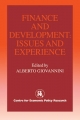 Finance and Development - Alberto Giovannini
