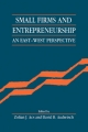Small Firms and Entrepreneurship - Zoltan J. Acs; David B. Audretsch