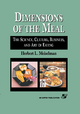Dimensions of the Meal - H. L. Meiselman