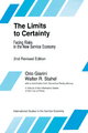 Limits to Certainty - O. Giarini; Walter R. Stahel