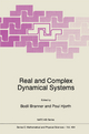 Real and Complex Dynamical Systems - Bodil Branner; Poul G. Hjorth
