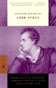 Selected Poetry of Lord Byron - Lord George Gordon Byron