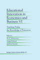 Educational Innovation in Economics and Business - Tor A. Johannessen; Ansgar Pedersen; Kurt Petersen