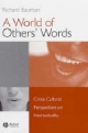 World of Others' Words - Richard Bauman