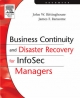 Business Continuity and Disaster Recovery for InfoSec Managers - John W. Rittinghouse; James F. Ransome