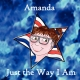 Amanda, Just the Way I am - Sherry Fisher