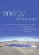 Energy from the Desert - Kosuke Kurokawa; Keiichi Komoto; Peter van der Vleuten; David Faiman