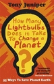 How Many Lightbulbs Does it Take to Change a Planet? - Tony Juniper
