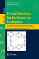 Formal Methods for Performance Evaluation - Marco Bernardo; Jane Hillston