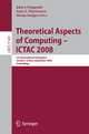 Theoretical Aspects of Computing - ICTAC 2008 - John Fitzgerald; Anne E. Haxthausen; Husnu Yenigun