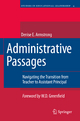 Administrative Passages - Denise Armstrong