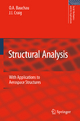 Structural Analysis - Olivier A. Bauchau; James I. Craig