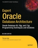 Expert Oracle Database Architecture - Thomas Kyte