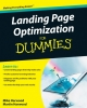 Landing Page Optimization For Dummies - Martin Harwood; Michael Harwood