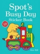 Spot's Busy Day Sticker Book - Eric Hill