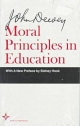 Moral Principles in Education - John Dewey