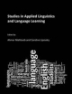 Studies in Applied Linguistics and Language Learning - Ahmar Mahboob; Caroline Lipovsky