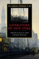 Cambridge Companion to the Literature of New York - Cyrus R. K. Patell; Bryan Waterman