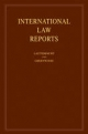 International Law Reports: Volume 138 - Elihu Lauterpacht; Christopher J. Greenwood