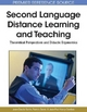 Second Language Distance Learning and Teaching - Jean-Claude Bertin; Patrick Grave