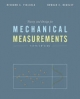 Theory and Design for Mechanical Measurements - Richard S Figliola; Donald E Beasley