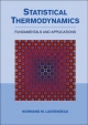 Statistical Thermodynamics - Professor Normand M. Laurendeau