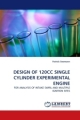 DESIGN OF 120CC SINGLE CYLINDER EXPERIMENTAL ENGINE - Patrick Seemann