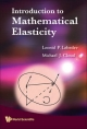 Introduction to Mathematical Elasticity - Leonid P. Lebedev; Michael J. Cloud