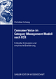 Consumer Value im Category Management-Modell nach ECR - Christina Holweg