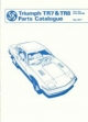Triumph Tr7/8 Parts Catalog