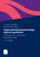 Internationale Kaufverträge optimal gestalten - James Pinnells; Arndt Eversberg