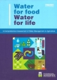 Water for Food, Water for Life - David Molden