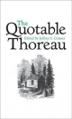 Quotable Thoreau - Jeffrey S. Cramer
