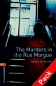 Oxford Bookworms Library: Stage 2: the Murders in the Rue Morgue Audio CD Pack