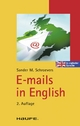 E-mails in English - Sander Schroevers