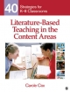 Literature-Based Teaching in the Content Areas - Carole A. Cox