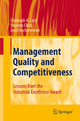 Management Quality and Competitiveness - Christoph H. Loch; Stephen Chick; Arnd Huchzermeier