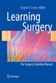 Learning Surgery - Stephen F. Lowry