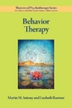 Behavior Therapy - Martin M. Antony; Lizabeth Roemer