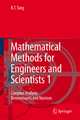 Mathematical Methods for Engineers and Scientists 1 - Kwong-Tin Tang