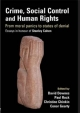 Crime, Social Control and Human Rights - Christine Chinkin; David Downes; Paul Rock; Professor Conor Anthony Gearty