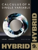 Calculus of a Single Variable, Hybrid - Ron Larson; Bruce H Edwards